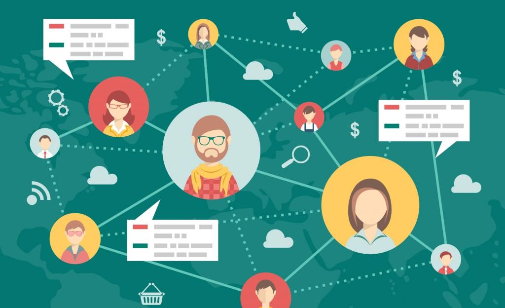 networking ibluemarketing